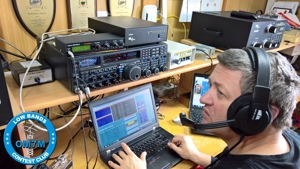 CQ WPX contest 2018 - part SSB