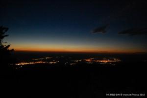 Sunrise over Prievidza (JN98HS)