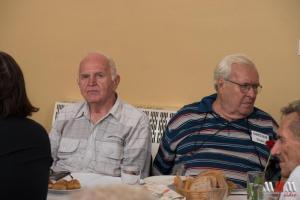vľavo Ivan OM5UN