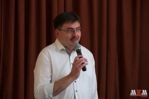 primátor Jozef Božik počas príhovoru